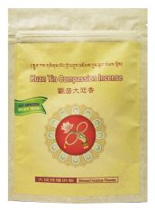 KuanYin 75g powder incense