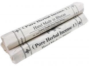 Bhutan Pure Herbal stick incense(one piece)